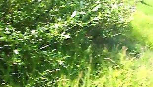 Russian teen, Russian teens, Forest
