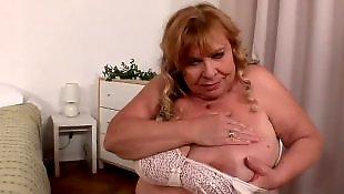 Granny masturbating, Big tits solo, Solo granny, Granny solo, Pantyhose solo, Pantyhose