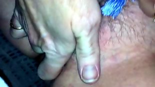 Amateur milf, Close up, Quickie, Quicky, Milf fingering, Close up pussy