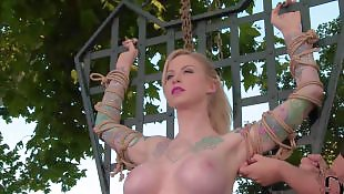 Bondage, Ddf network, Fake boobs