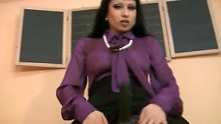 Dirty talk, German, Mistress, German dirty talk, Dirty, Milf joi