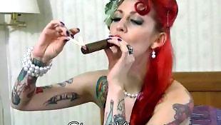 Smoking, Vintage