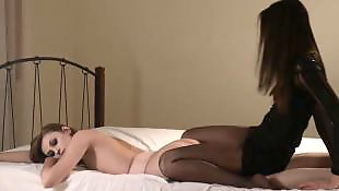 Nylons, Lesbian seduction, Doll, Nylon, Seduction, Lesbian nylon