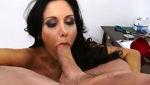 Ava addams, Peter north