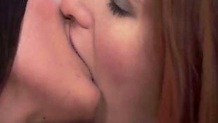 Lesbian fisting, Lesbian orgy, Sensual lesbian