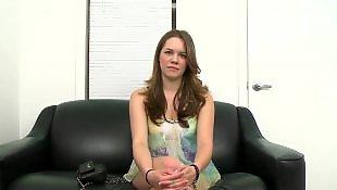 Casting, Show ass, Melissa