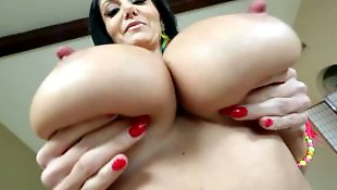 Melons, Ava addams, Evil angel, Topless