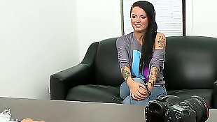 Casting teen, Casting, Christy mack, Teen casting