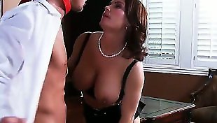 Mom, Mature, Diamond foxxx
