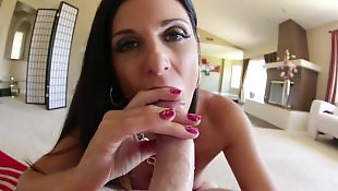 India summer, Milf, Milf blowjob, Milf facial, Blowjob cum, Face