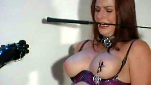 Femdom, Latex, Latex lesbian, Torture, Slave, Lesbian slave