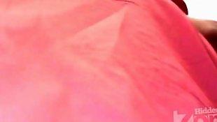 Shorts, Upskirt, Red, Dress