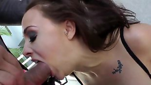 Throat fuck, Chanel preston, Domination