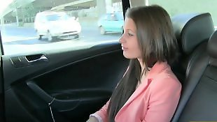 Teen pov, Young, Amateur pov, Taxi, Faketaxi, Young girls