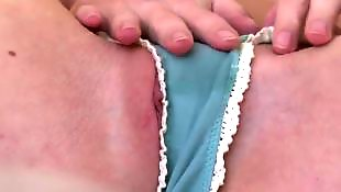 Teens masturbation, Dildo orgasm