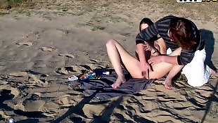 Beach, Beach masturbation, Beach sex