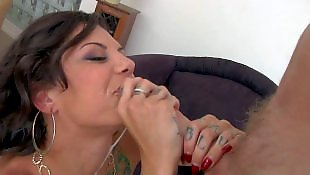 Stockings fuck, Bonnie rotten