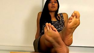 Asian amateur, Asian foot