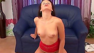 Teen hot girl masturb