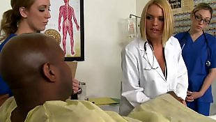 Hairy blonde, Doggystyle, Squirting, Hairy, Hairy brunette, Nurse handjob