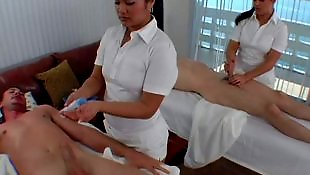 Asian massage, Asian handjob, Bang bros, Massage, Massage handjob, Table