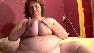 Huge toy, Mature, Granny, Huge, Huge boobs, Mature amateur