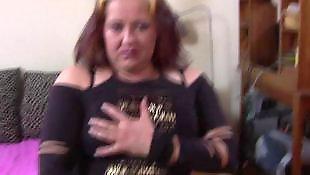 Z wibratorem, Dojrzałe babcie sex, Grany sex, Grany milf, Chubby grany