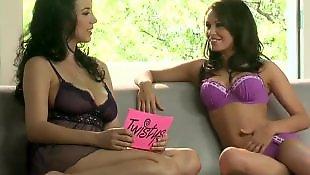 Dirty talk, Lesbian nipples, Lesbian nipple