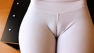 Cameltoe, Big ass, Nipple, Nipples, Big nipples, Areolas