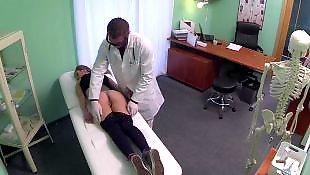Doctor, Voyeur, Amateur, Seducing, Seduce, Fakehospital