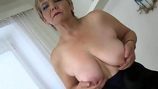 Mature, Old granny, Granny, Mature amateur