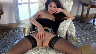 Stockings solo, Solo stocking, Strip solo, Lorena g, Strip tease