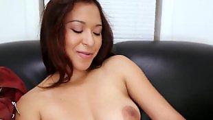 Natural tits, Amateur facial, Big ass latina