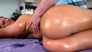 Oil, Pussy massage, Massage, Christy mack, Oil massage, Ass massage