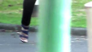 高跟脚, 高跟恋足, 高跟, 鞋跟b, 妈妈高跟, 偷拍高跟