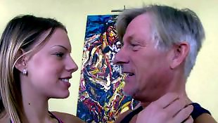Old man, Teen hd, Face fuck, Cute pussy, Old and young, Mature hd