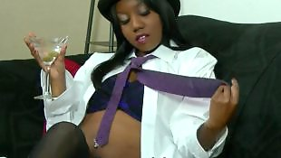 Ebony pov, Stockings, Ebony stockings, Masturbation, Pornstars, Stocking