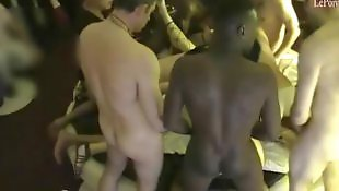 Club, Hidden cam, French, Hidden, Swinger, Cam