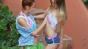 Modeles teens, Lesbienne ados en amour, Long lesbien pornos
