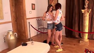 Teen hot girl masturb, Tan jeans, Shoes masturb, Lesbian pantys