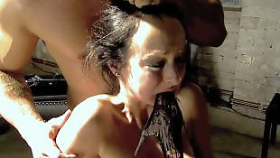 Rocco siffredi, Torture, Tied, Tied up, Young asian, Chair