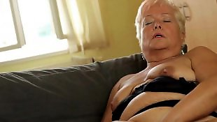 Granny, Jerk off, Jerk, Mature, Mature amateur, Old granny