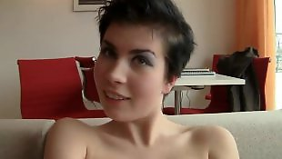 Short hair, Rocco siffredi, Small tits, Rocco, Nikita, Short haired