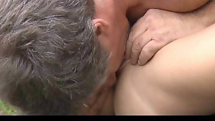 Young, Old man, Teen anal, Teen, Blonde, Old