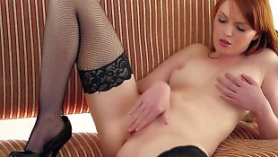 Redhead solo, Stockings solo, Solo babe, Solo orgasm, Solo hd, Spreading