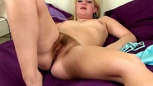 Hairy blonde, Striptease, British, Hairy striptease, Hairy, Hairy amateur