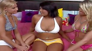 Asian threesome, Reality king, Asian ass, Lesbian orgasm, Orgasm, Asian orgasm