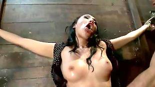 Руку в рот, Рабы в порно, Девушка доминирует, Азиатки доминируют