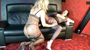 Stockings dildo, Nylons, Lesbians stockings, Lesbian dildo, Stocking dildo, Bisexual