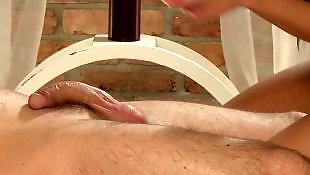 Massage room, Oil, Massage, Big tits, Oiled, Oil massage